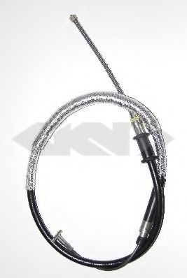 443541 Cable, parking brake