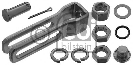 07092 Compressed-air System Mounting Kit, diaphragm cylinder