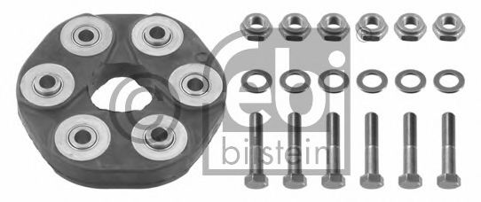 07540 Joint, propshaft