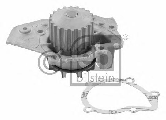 09257 Cooling System Water Pump
