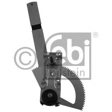 09507 Exhaust System End Silencer