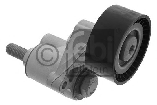 09791 Belt Drive Tensioner Pulley, v-ribbed belt