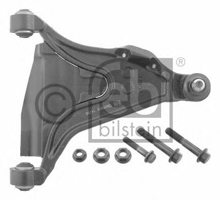 14760 Wheel Suspension Track Control Arm