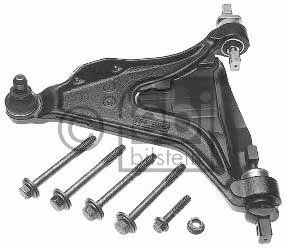15151 Wheel Suspension Track Control Arm