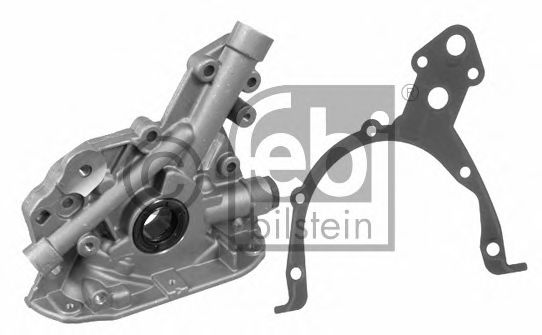 21782 Cooling System Water Pump