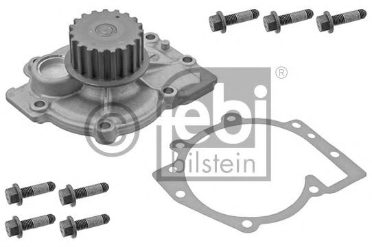 22145 Cooling System Water Pump