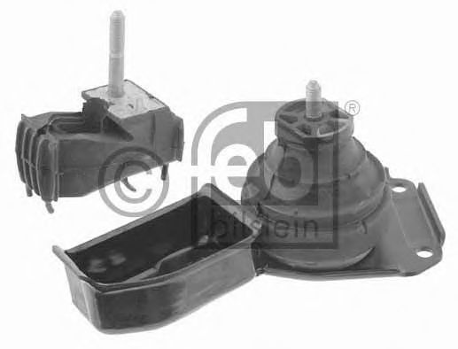 23052 Exhaust System End Silencer