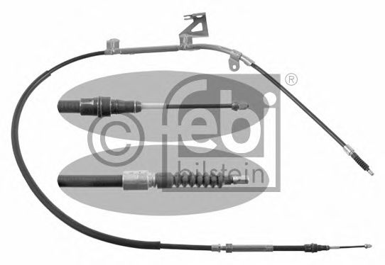 32463 Cable, manual transmission