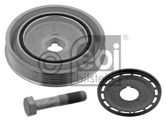 36433 Belt Drive Belt Pulley, crankshaft