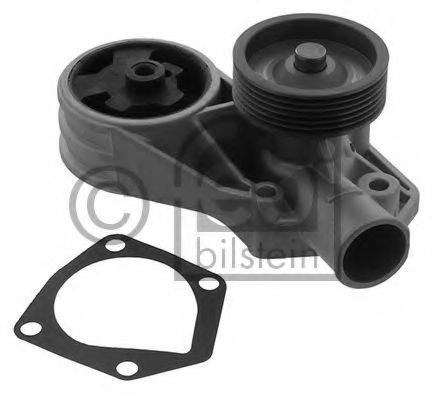 39876 Cooling System Water Pump