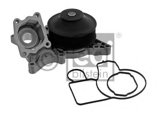 40011 Cooling System Water Pump