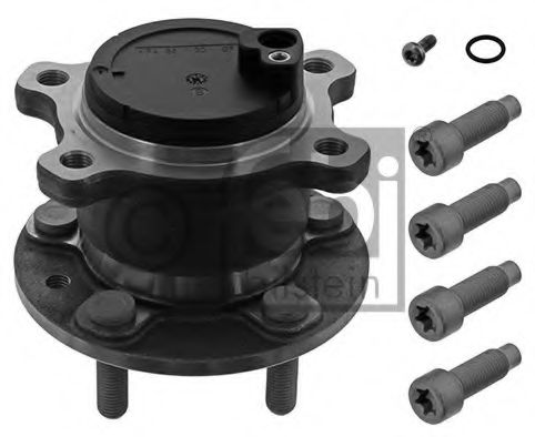 44890 Ignition System Distributor Cap