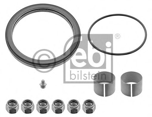45621 Exhaust System End Silencer