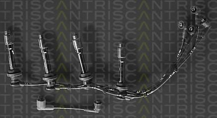 8860 6819 Ignition Cable Kit