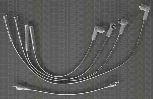 8860 7121 Ignition Cable Kit