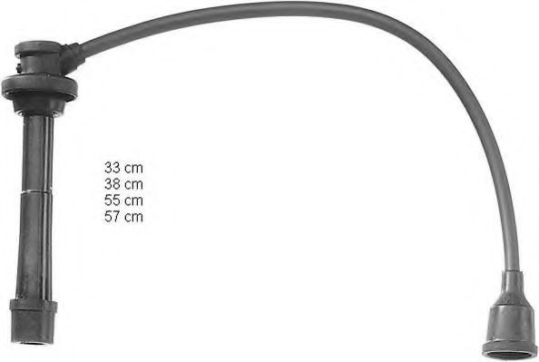ZEF915 Ignition Cable Kit