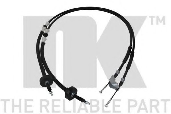 9036142 Cable, parking brake