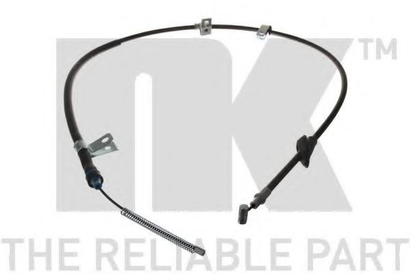 905225 Cable, parking brake