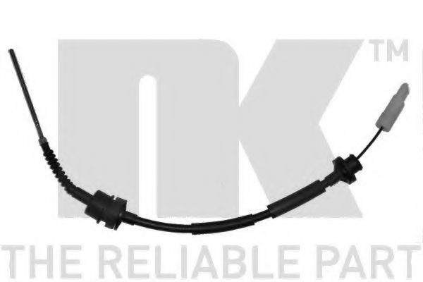 922379 Clutch Cable