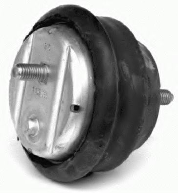 88-029-A Engine Mounting