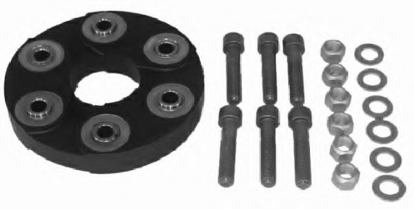 88-099-A Joint, propshaft
