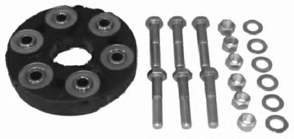 88-101-A Joint, propshaft