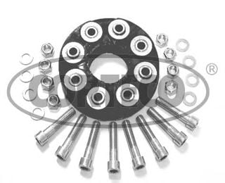 21652288 Joint, propshaft