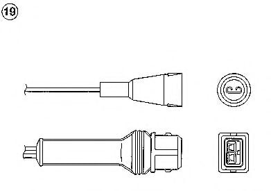 0269 Clutch Cable