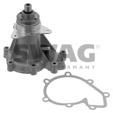 10 15 0006 Cooling System Water Pump