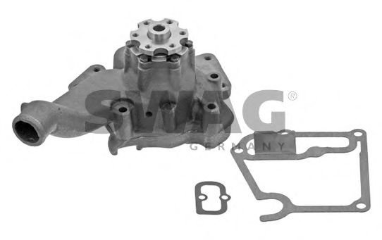 10 15 0050 Cooling System Water Pump