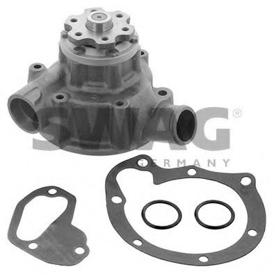 10 15 0055 Cooling System Water Pump
