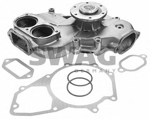 10 15 0057 Cooling System Water Pump