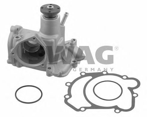 10 15 0065 Cooling System Water Pump