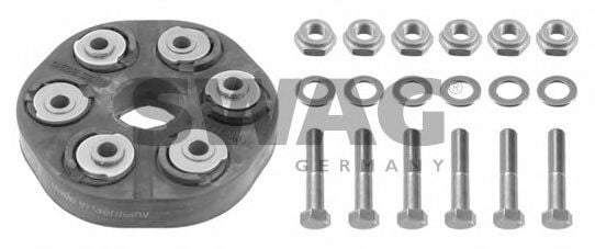 10 86 0017 Axle Drive Joint, propshaft