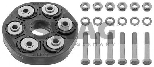 10 86 0023 Joint, propshaft