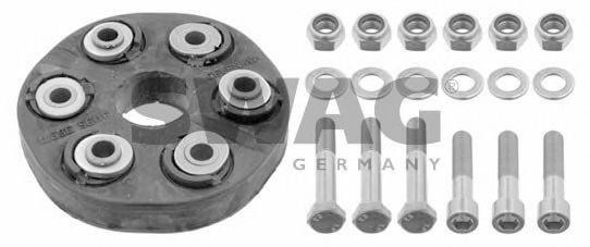 10 86 0033 Axle Drive Joint, propshaft