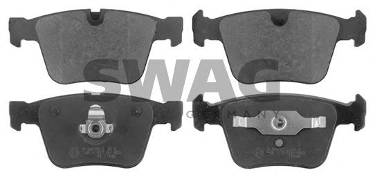 10 91 6815 Brake System Brake Pad Set, disc brake