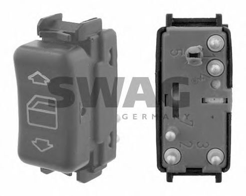 10 91 8671 Comfort Systems Switch, window lift