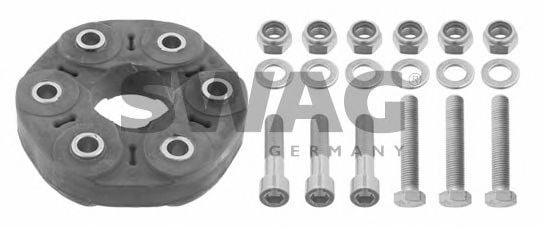 10 91 9109 Axle Drive Joint, propshaft