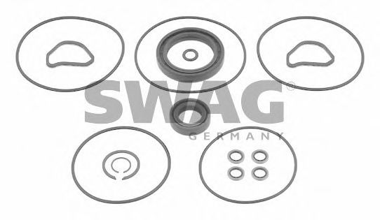 10 91 9152 Steering Gasket Set, hydraulic pump