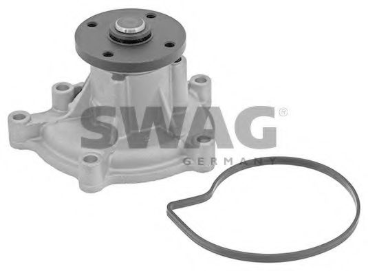 10 92 6395 Cooling System Water Pump