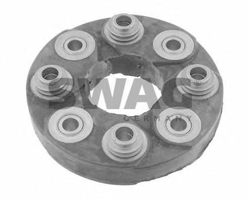 10 92 6669 Axle Drive Joint, propshaft