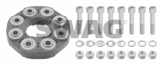 10 92 7583 Joint, propshaft