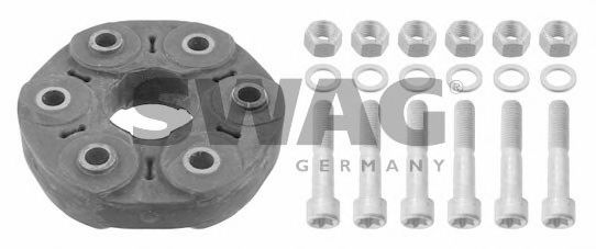 10 92 9861 Axle Drive Joint, propshaft