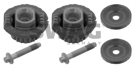 10 93 3660 Wheel Suspension Bearing Set, axle beam