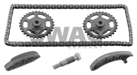 10 93 6593 Engine Timing Control Timing Chain Kit