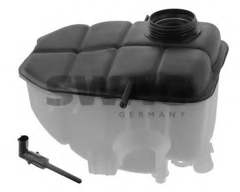 10 93 8807 Cooling System Expansion Tank, coolant