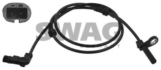 10 93 9478 Brake System Sensor, wheel speed
