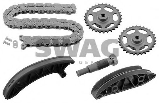 10 94 4973 Engine Timing Control Timing Chain Kit