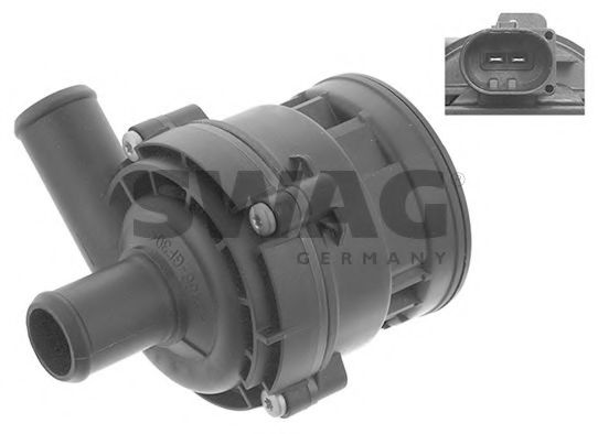 10 94 5820 Cooling System Additional Water Pump